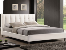 Paquet Lit Verona White + Matelas Mousse Air Plus