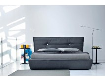 Paquet Lit Sausolito + Matelas en Latex American Dream Latex